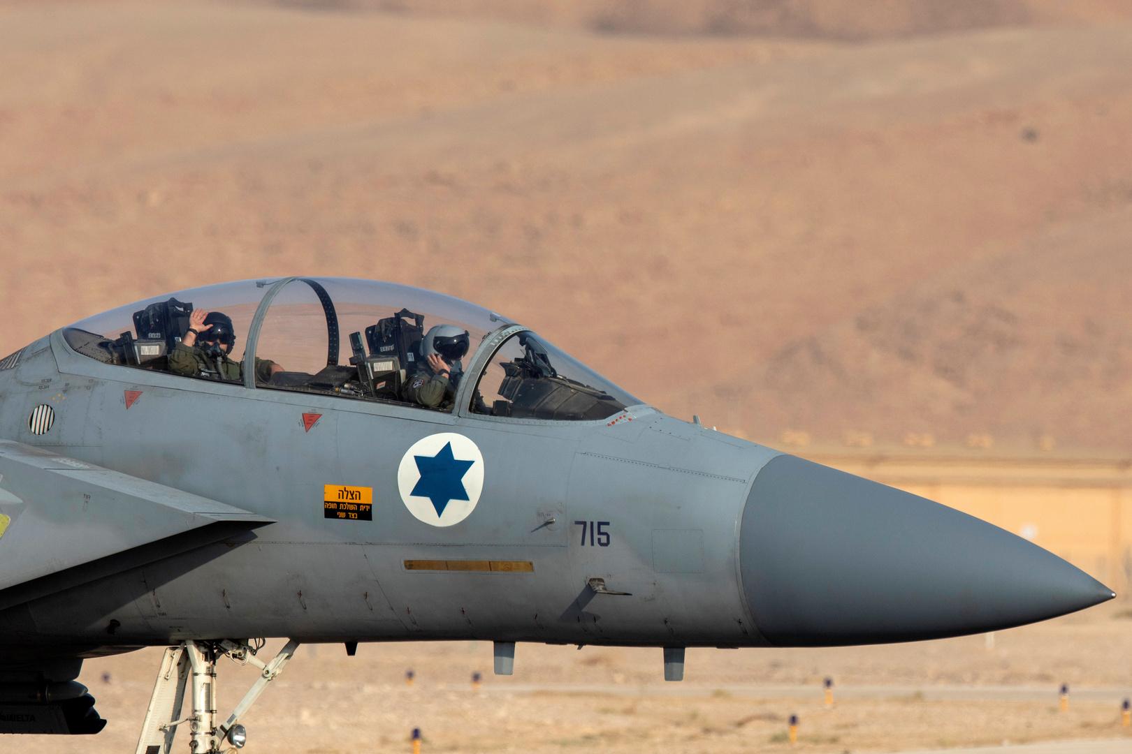 وكالة الأنباء اللبنانية: الطيران الحربي الإسرائيلي ينفذ غارات وهمية جنوب لبنان
