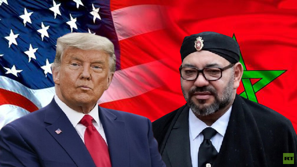 بعد الإعلان عن اتفاق التطبيع بين المغرب وإسرائيل.. اتصال هاتفي بين ترامب والعاهل المغربي