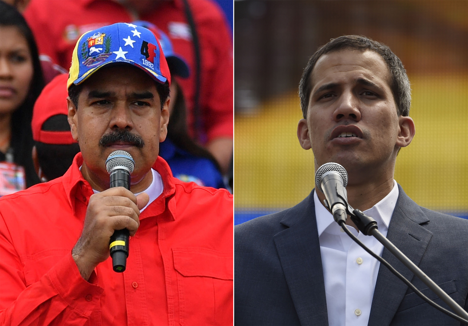 السلطات الفنزويلية والمعارضة تدعوان أنصارهما للتظاهر