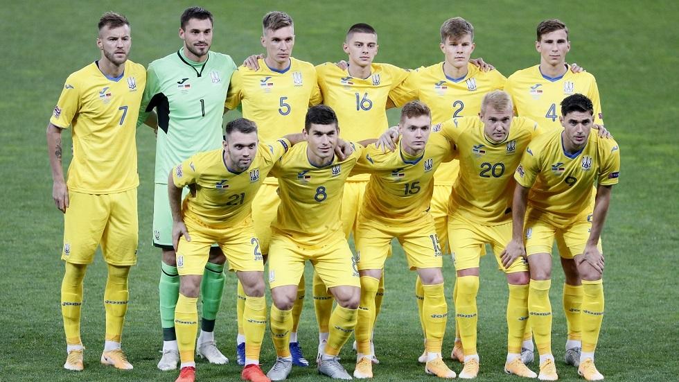 أوكرانيا تطعن في قرار مباراتها أمام سويسرا بدوري الأمم