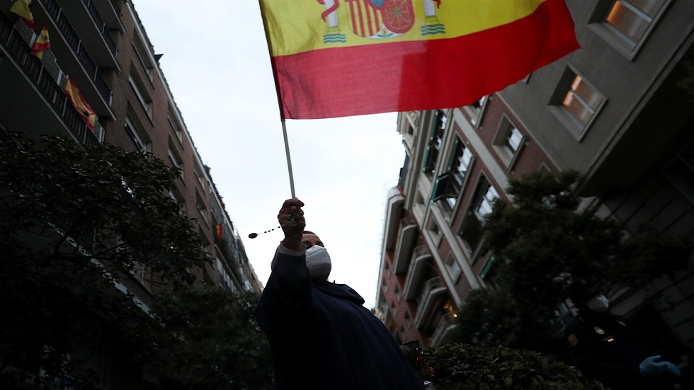 ارتفاع نسبة الدين إلى الناتج المحلي الإجمالي لإسبانيا في الربع 3 من 2020