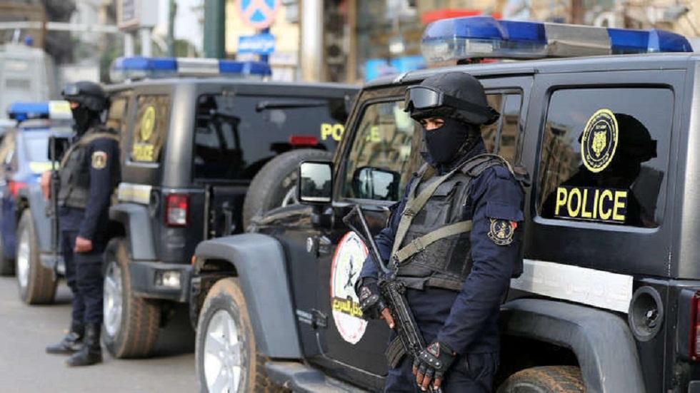 أجهزة الأمن المصرية