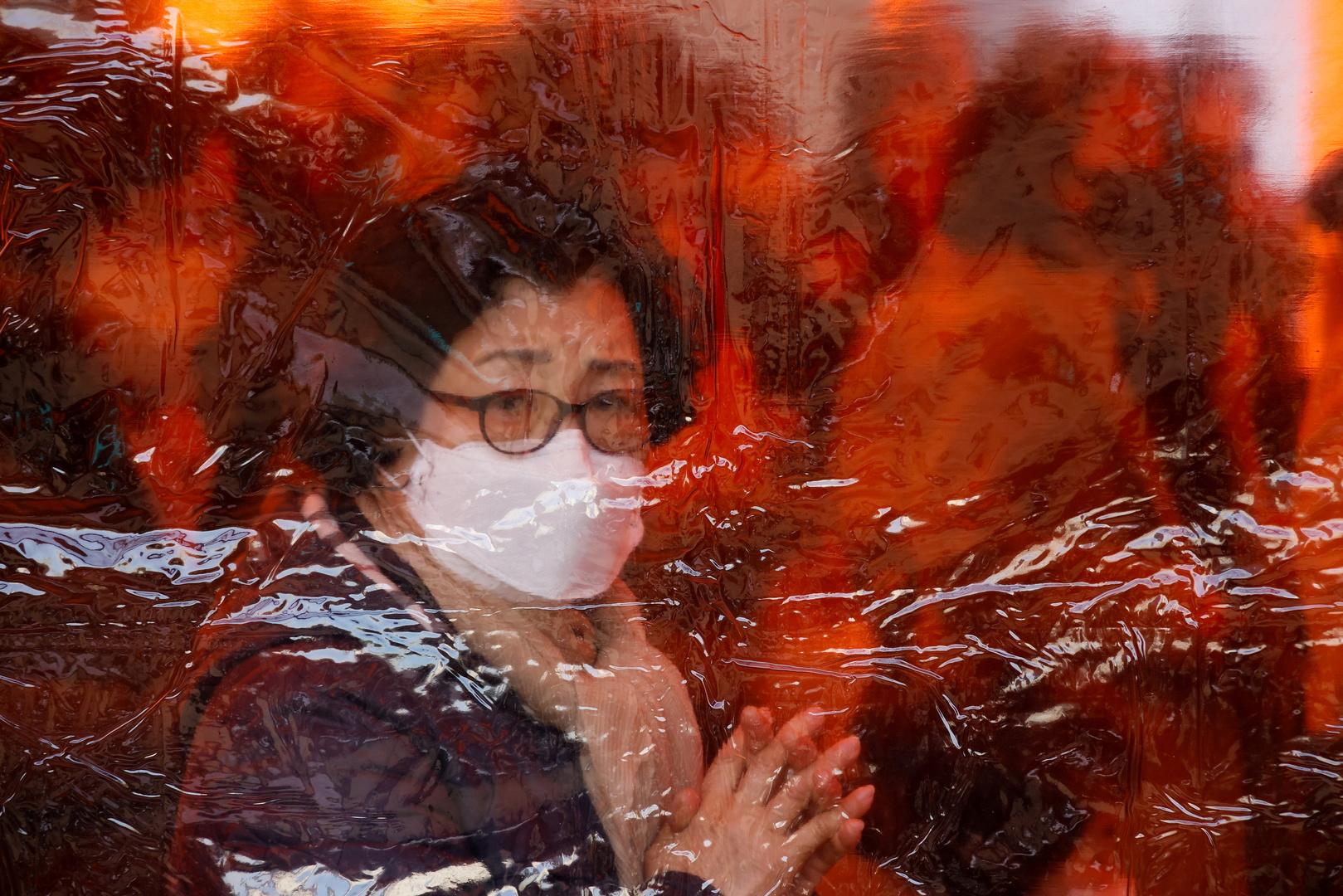 كوريا الجنوبية تتجاوز الألف إصابة بكورونا لليوم الثاني