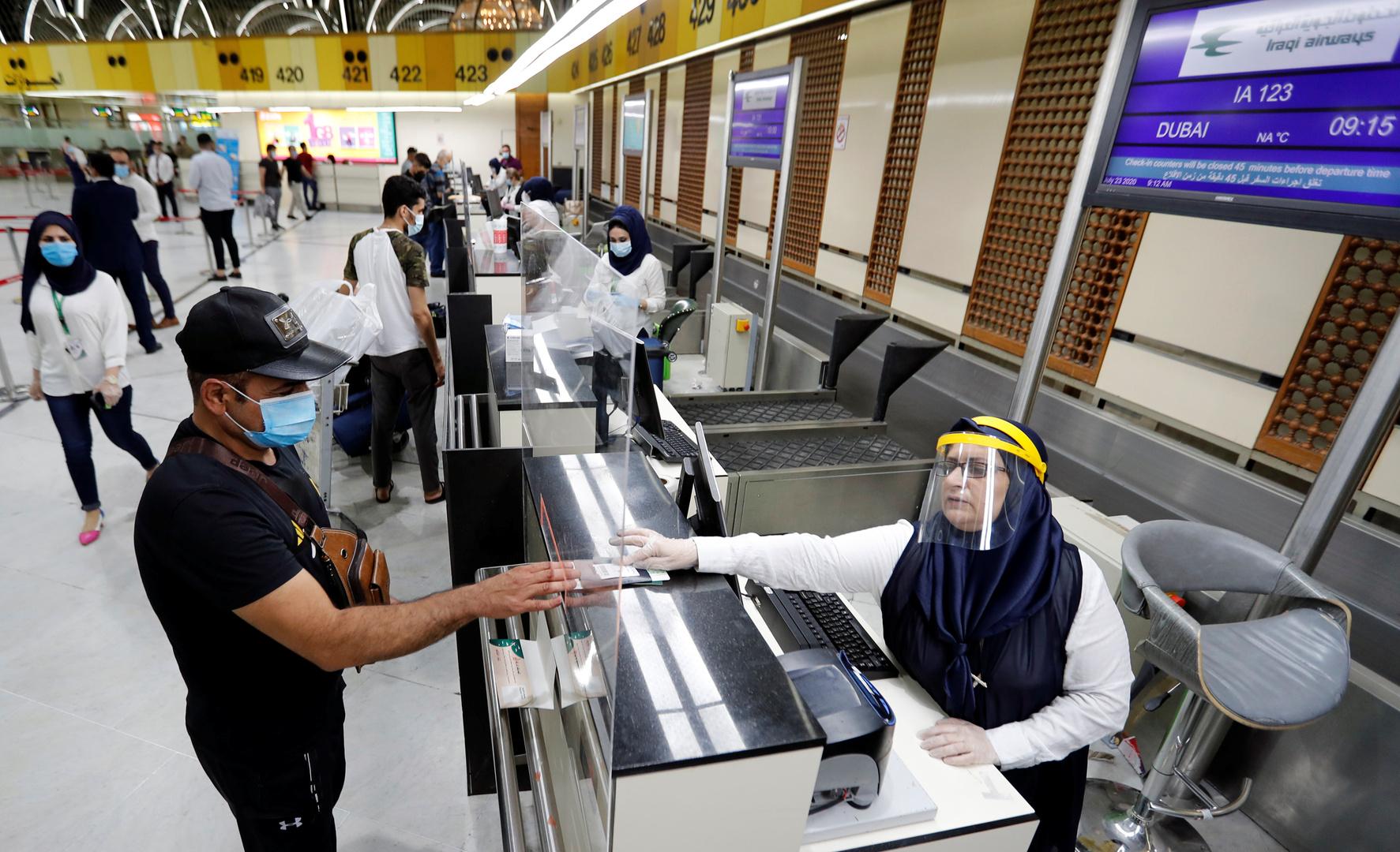العراق يعلن عن عودة الرحلات الجوية إلى ألمانيا والدنمارك