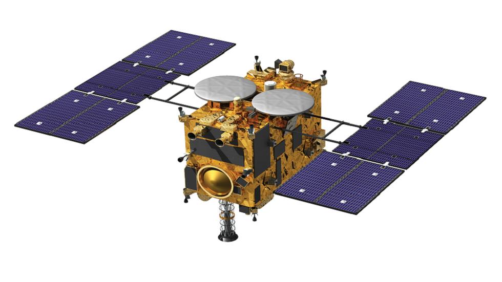 اليابان تكشف عن الصورة الأولى لغبار كويكب
