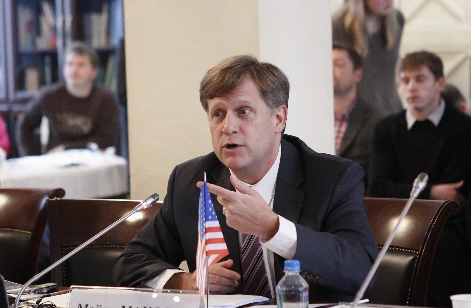 دبلوماسي أمريكي: بايدن لن يبحث عن صداقة بوتين لكن العلاقات بين البلدين قد تصبح أكثر استقرارا