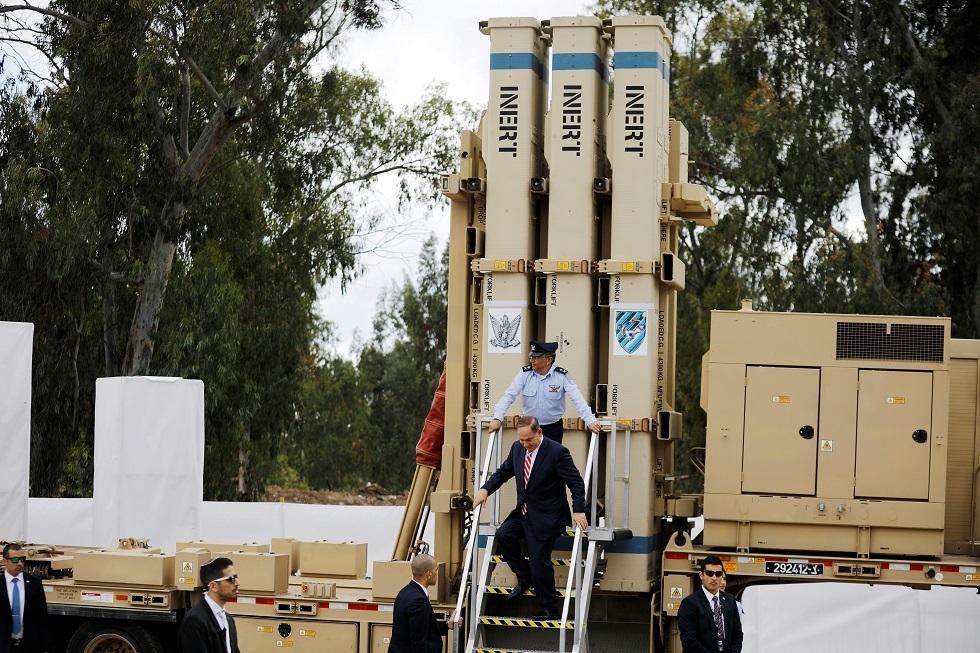 إسرائيل تبدي استعدادا لتعاون مستقبلي مع دول خليجية بشأن الدفاع الصاروخي