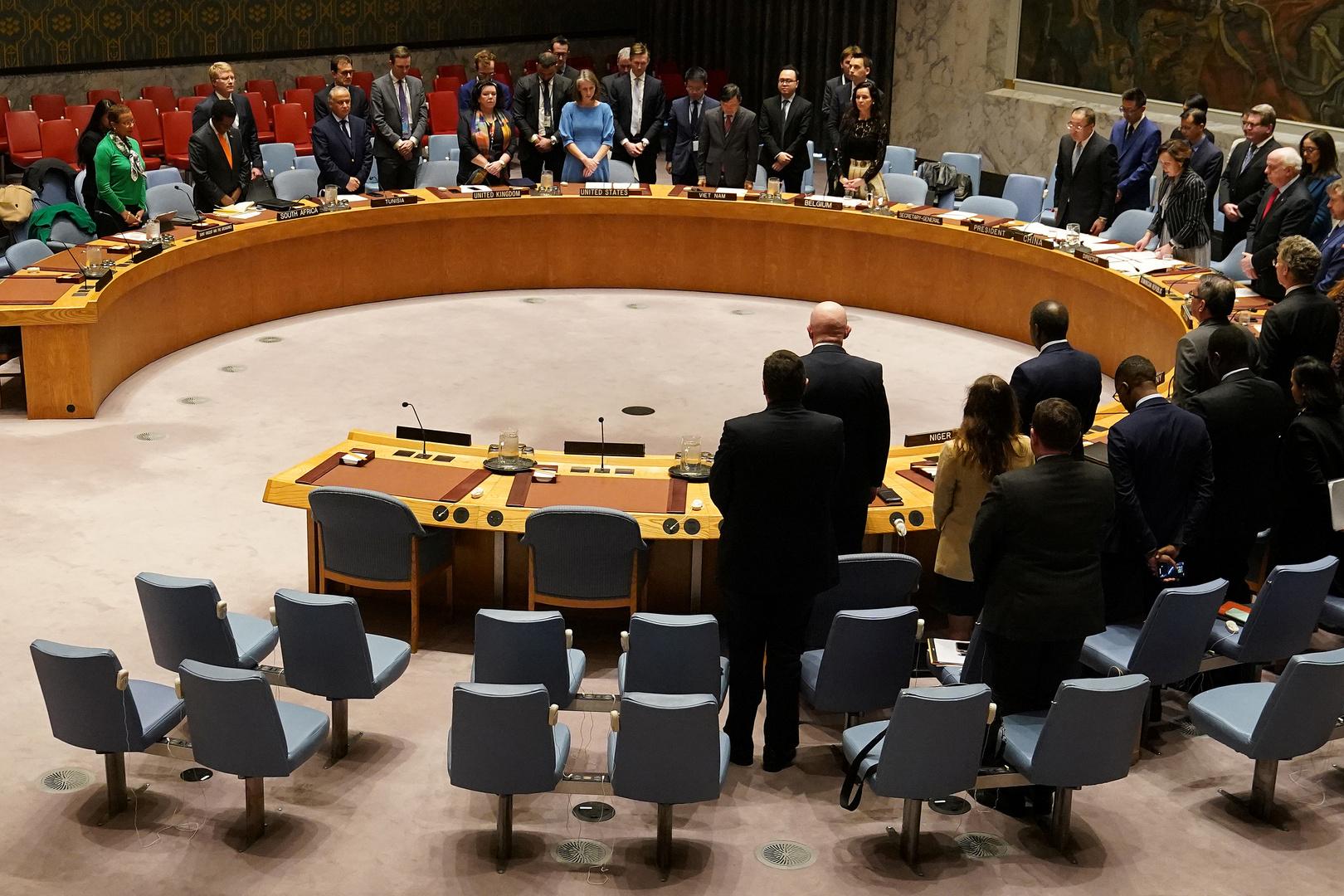 مجلس الأمن الدولي يوافق على مبعوثين جديدين للأمم المتحدة لليبيا والشرق الأوسط