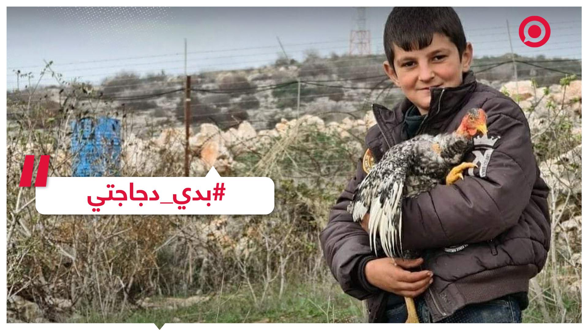 طفل لبناني ودجاجته يسببان استنفار جنود إسرائيليين بمنطقة ميس الجبل