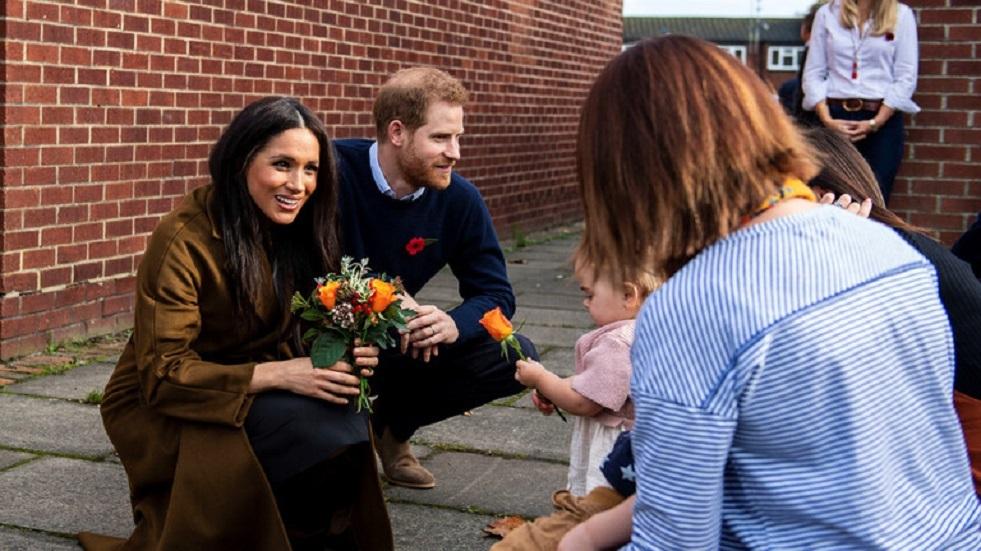 الأمير هاري وميغان ماركل يطلقان مشروعا خاصا على موقع إلكتروني سويدي