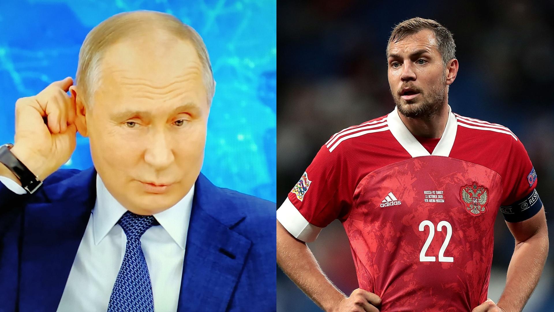 بوتين يرد على صحفية مازحا: أنا لم أشاهد فيديو دزيوبا