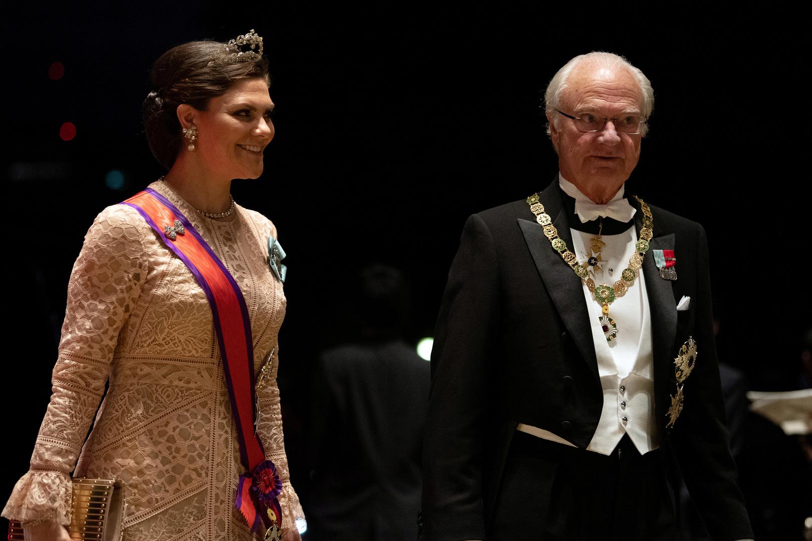 ملك السويد: فشلنا في مكافحة كورونا
