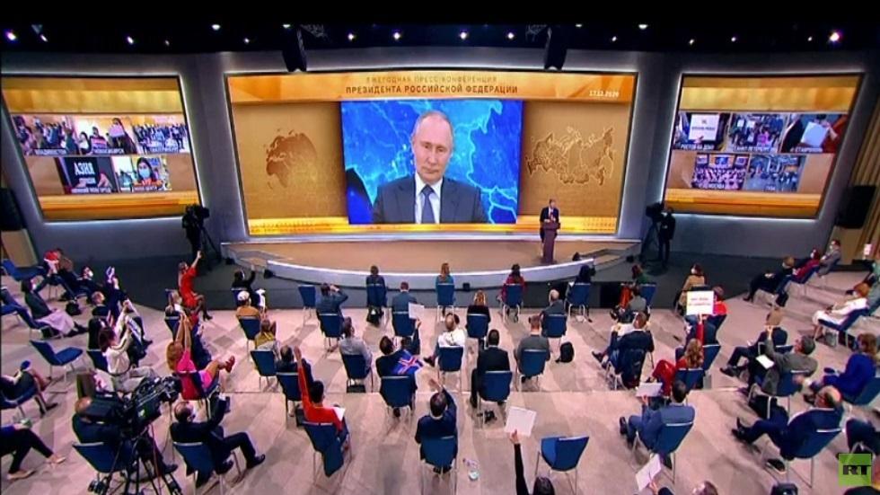 بوتين: لدى روسيا كل القدرات لمواجهة أي تهديد