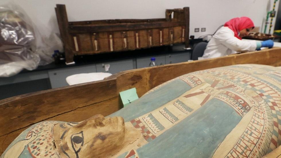 آثار مصرية- أرشيف