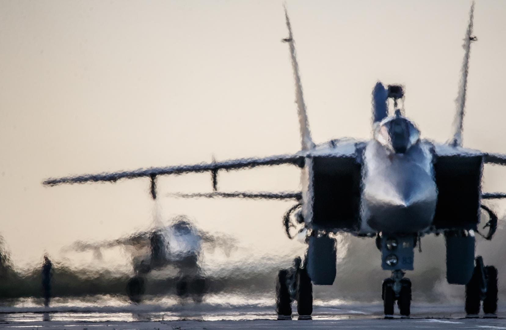 روسيا تنشر مقاتلات بعيدة المدى في منطقة القطب الشمالي