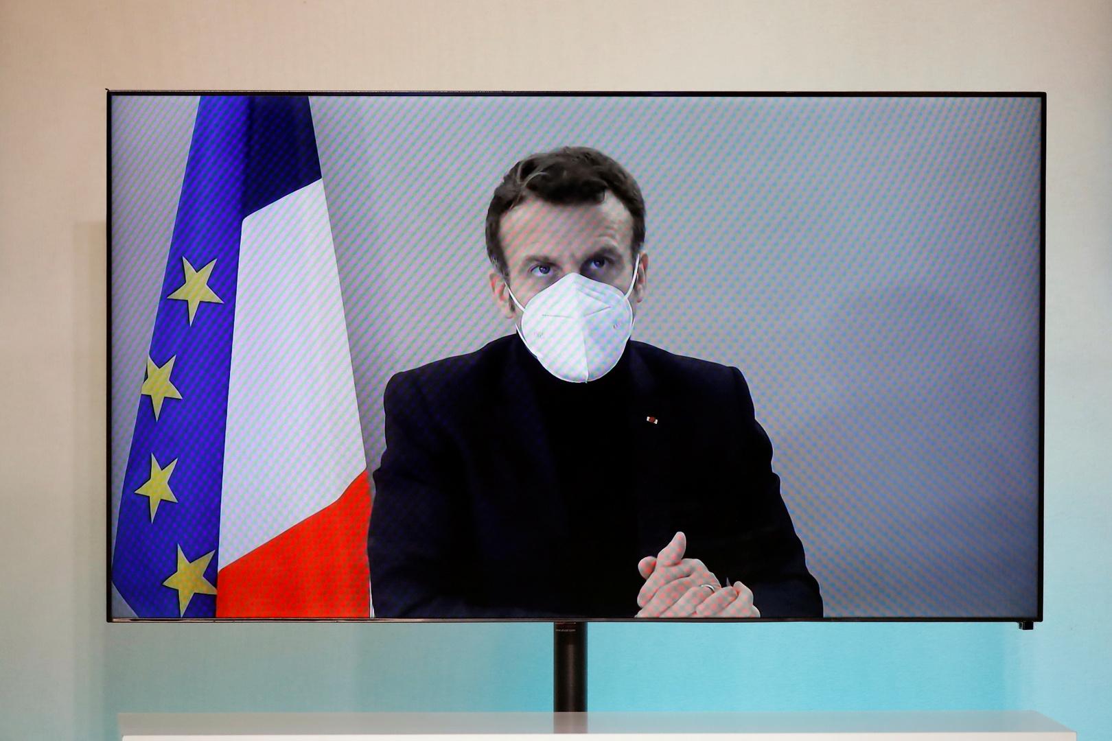 6 زعماء أوروبيين في الحجر الصحي بعد إصابة ماكرون بكورونا