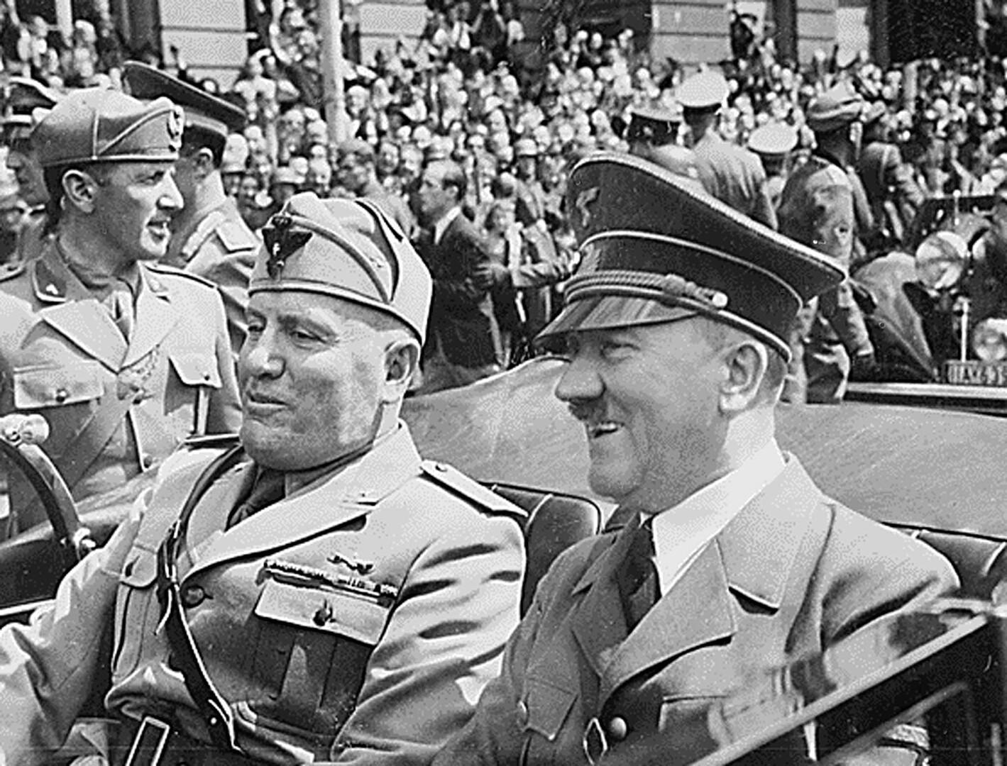 وثائق سرية: موسوليني طمع في ضم قسم من الاتحاد السوفيتي إلى إيطاليا