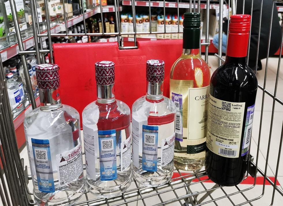 تراجع استهلاك الكحول في روسيا