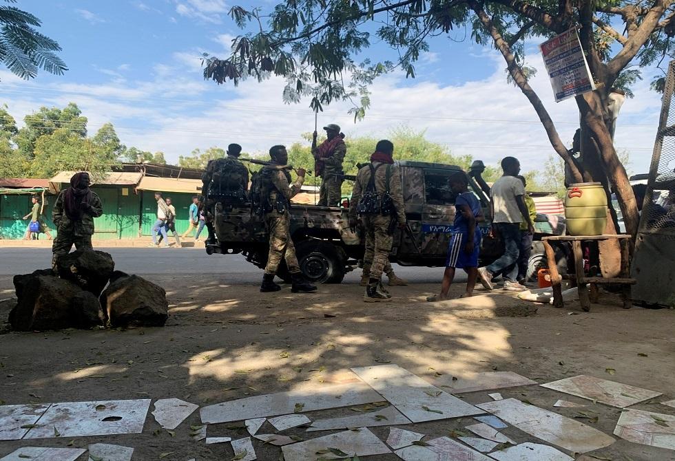 إثيوبيا تعتقل أحد زعماء جبهة تحرير تيغراي