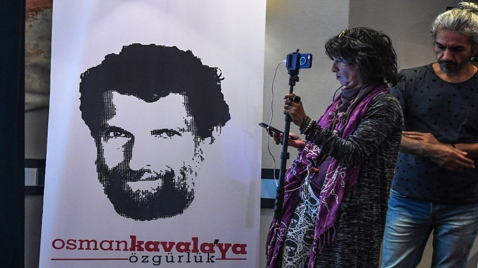 صورة رجل الأعمال التركي عثمان كافالا