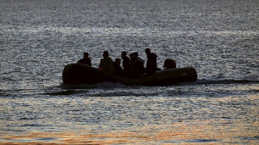 غرق مهاجرة وإنقاذ اثنتين قبالة جزيرة ليسبوس اليونانية