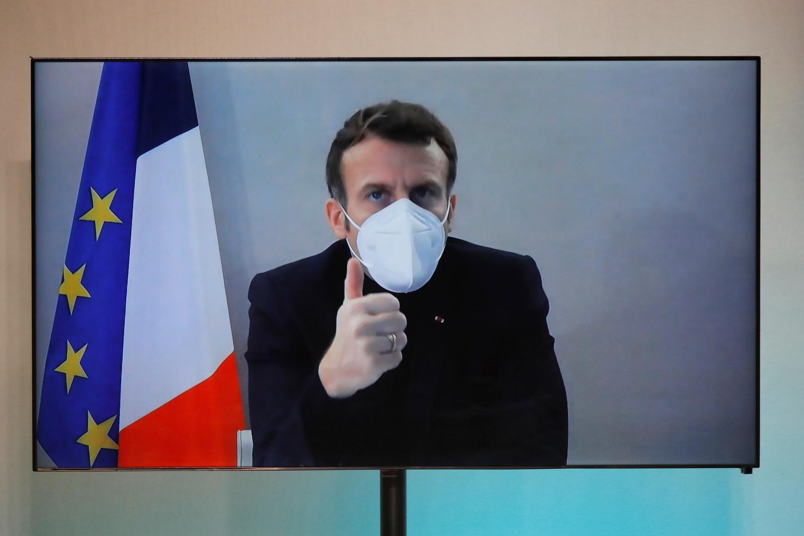 الرئاسة الفرنسية: حالة ماكرون