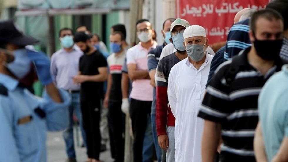 تدابير وقائية في قطاع غزة - أرشيف