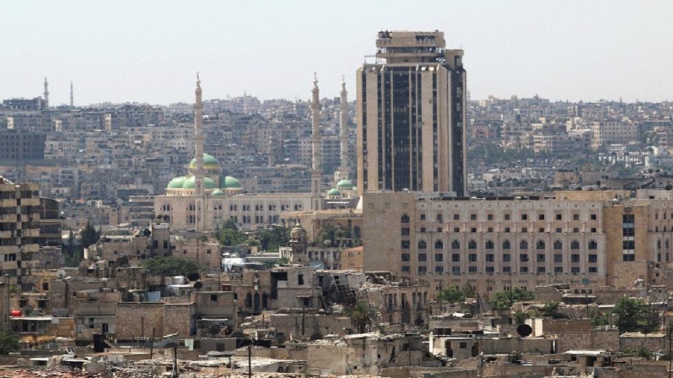 مدينة حلب السورية - أرشيف