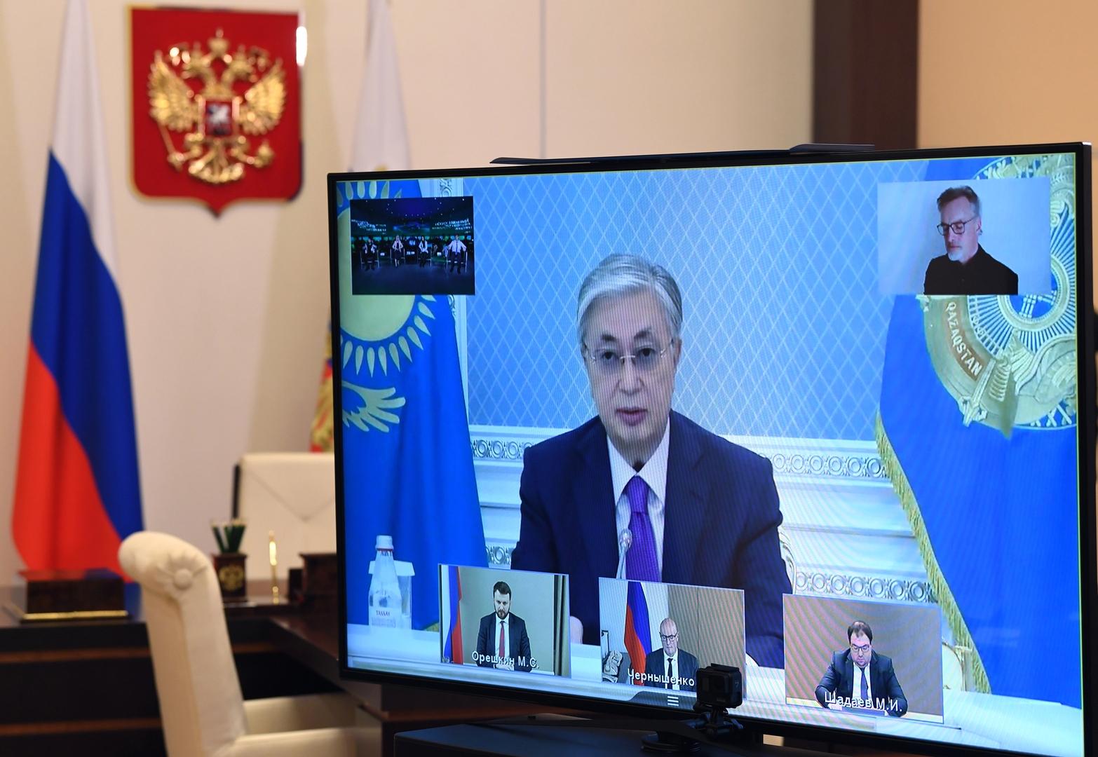 رئيس كازخستان
