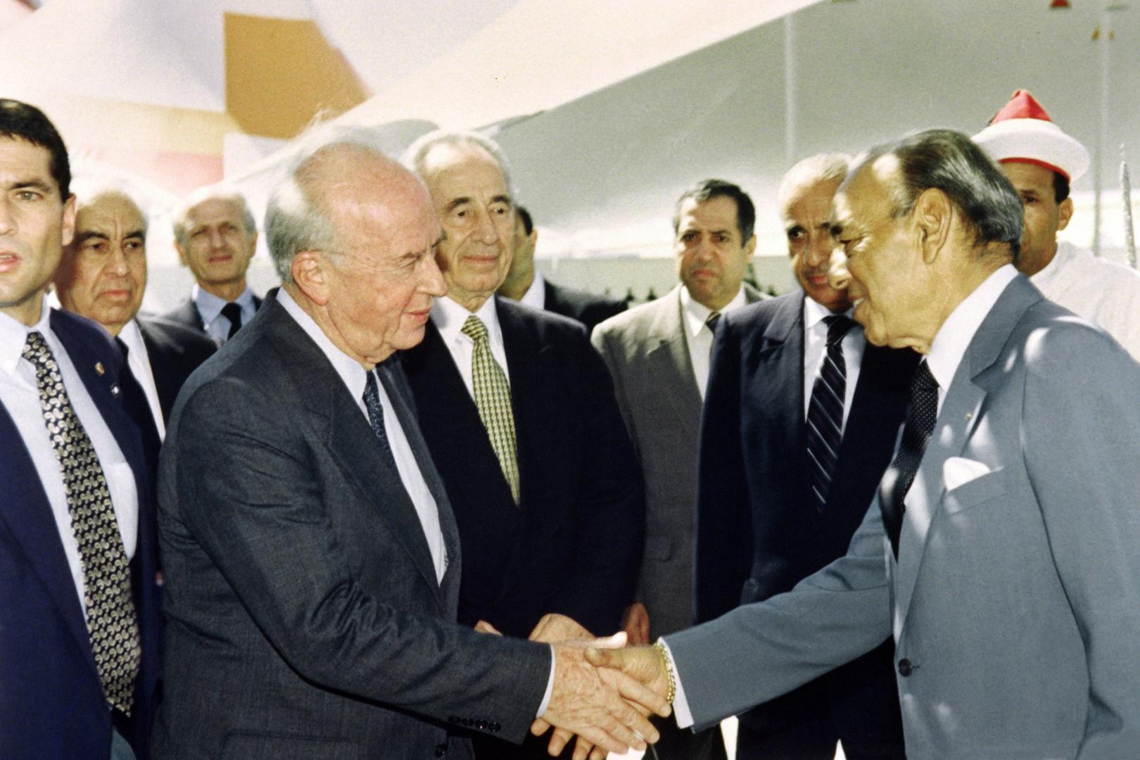 الأحداث المغربية: حين اقترح الحسن الثاني منح إسرائيل عضوية جامعة الدول العربية