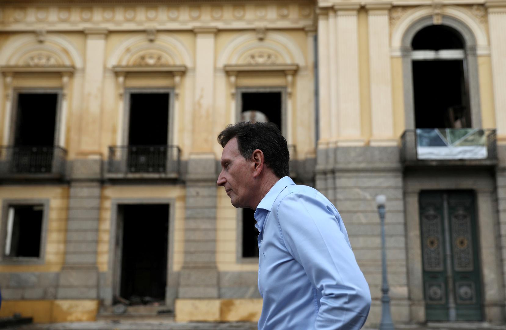 اعتقال عمدة ريو دي جانيرو بتهم فساد ورشى