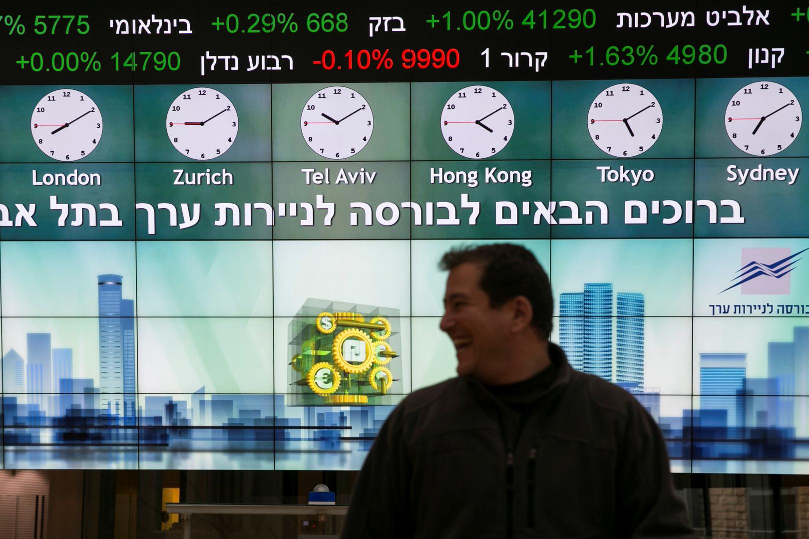بورصة تل أبيب تتوقع جذب مستثمرين من الإمارات