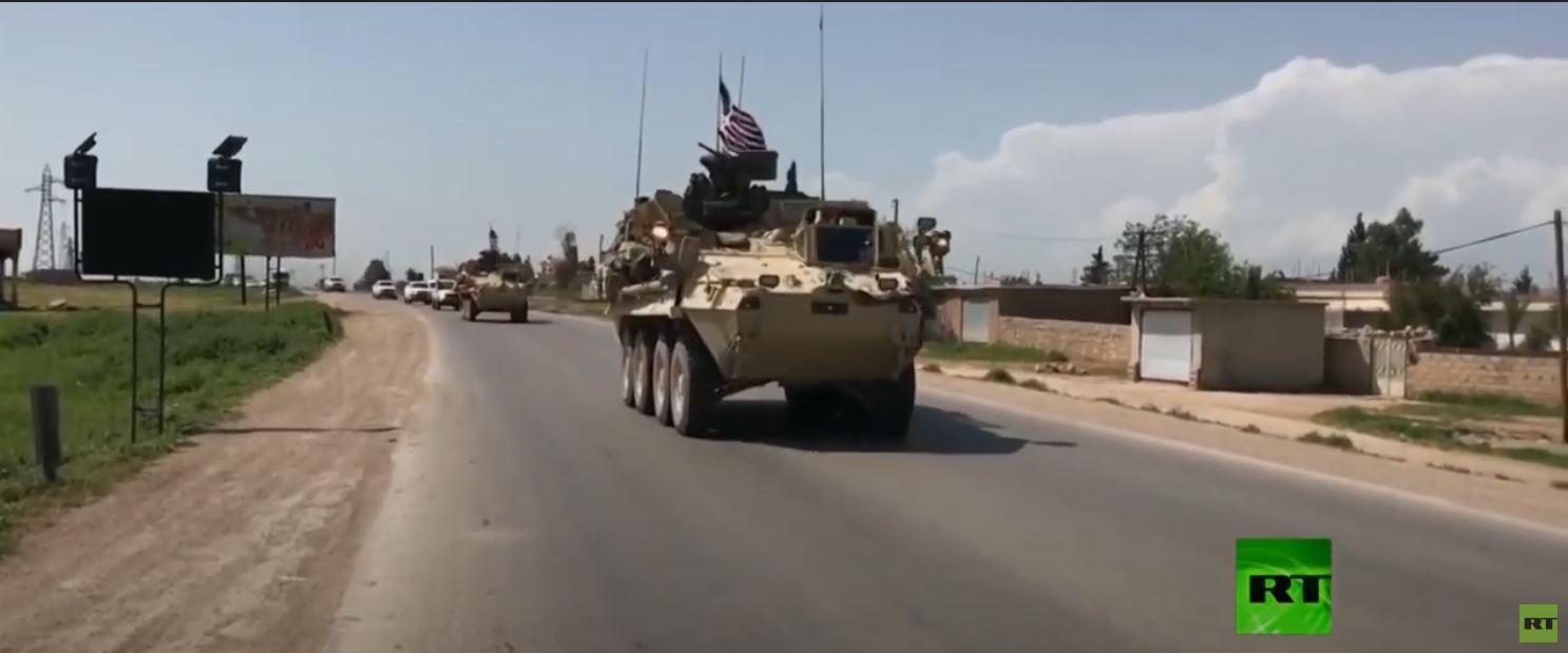 العراق.. استهداف رتل للتحالف الدولي بعبوتين ناسفتين