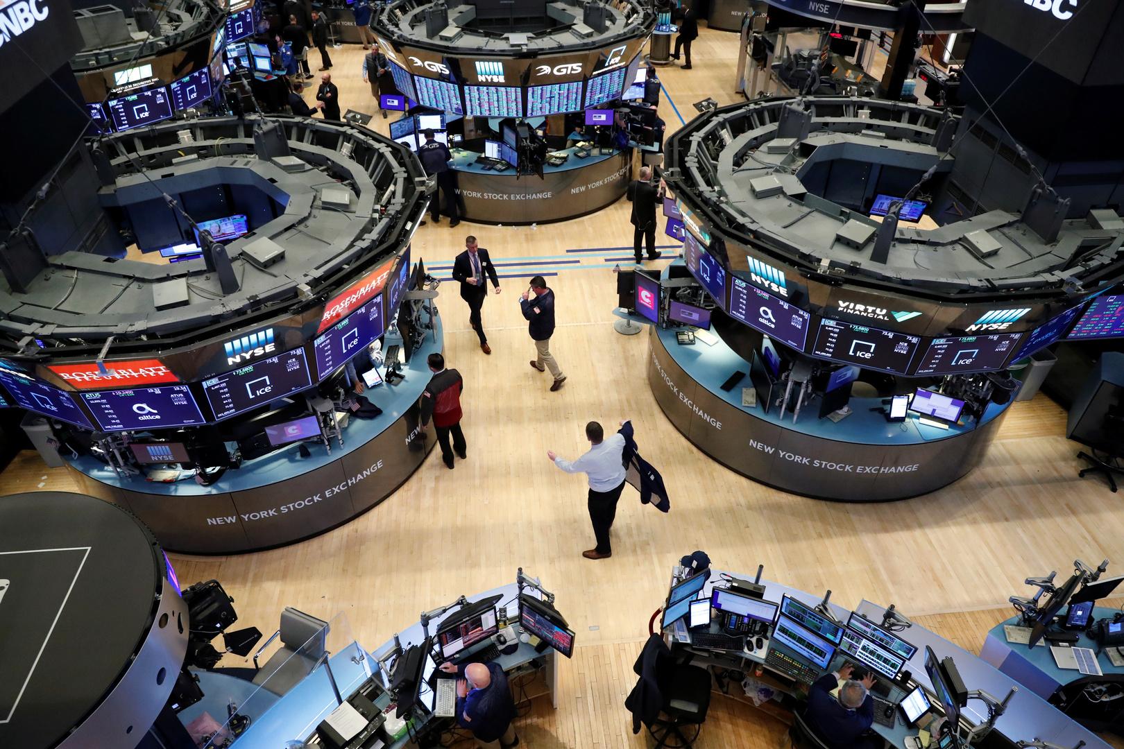شركة بورصة في نيويورك