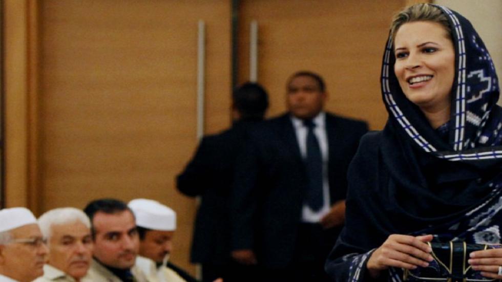 رسالة عائشة القذافي إلى الجزائر تثير جدلا