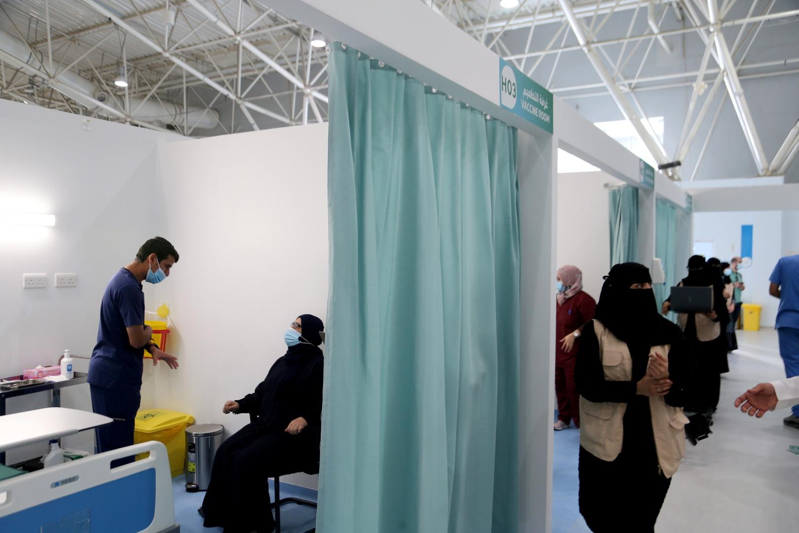السعودية: أكثر من 10 آلاف شخص تلقوا لقاح ضد كورونا.. ونصف مليون بالانتظار
