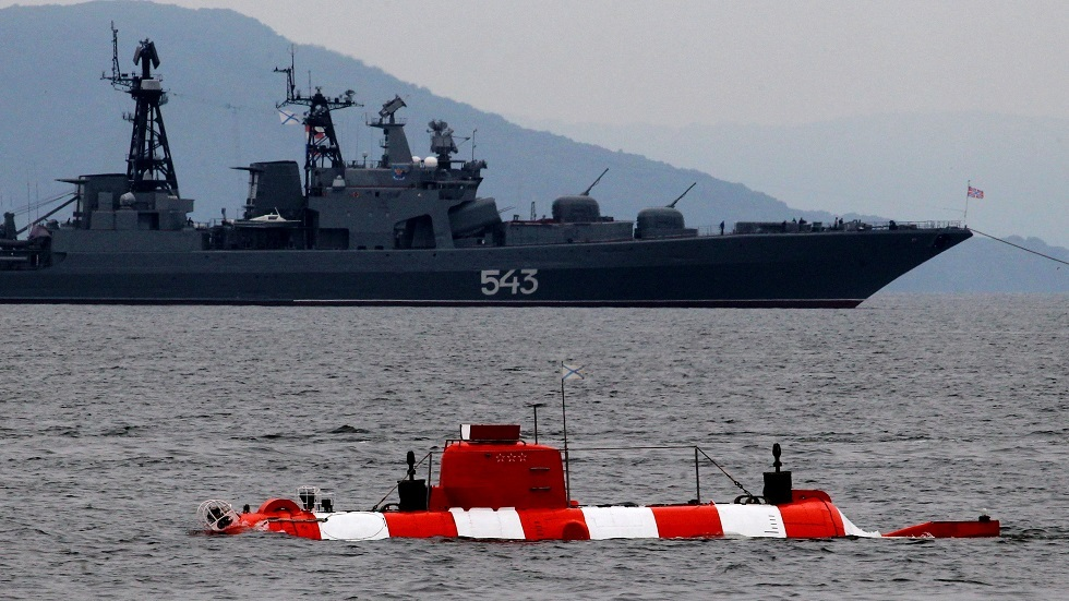 Russia is testing advanced anti-submarine combat frigate weapons