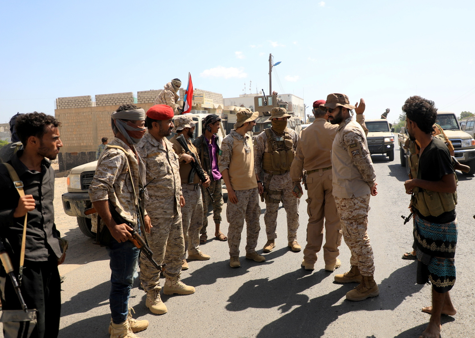 الحديدة.. رصد 8 طائرات استطلاع تابعة للحوثيين