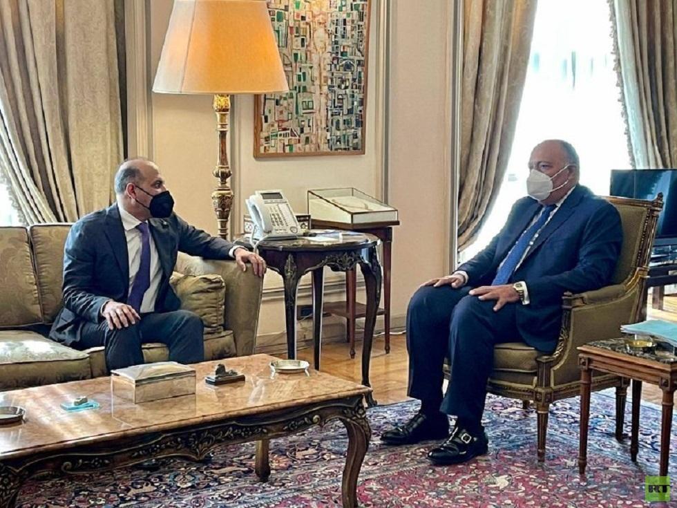وزير الخارجية المصري يتحدث عن