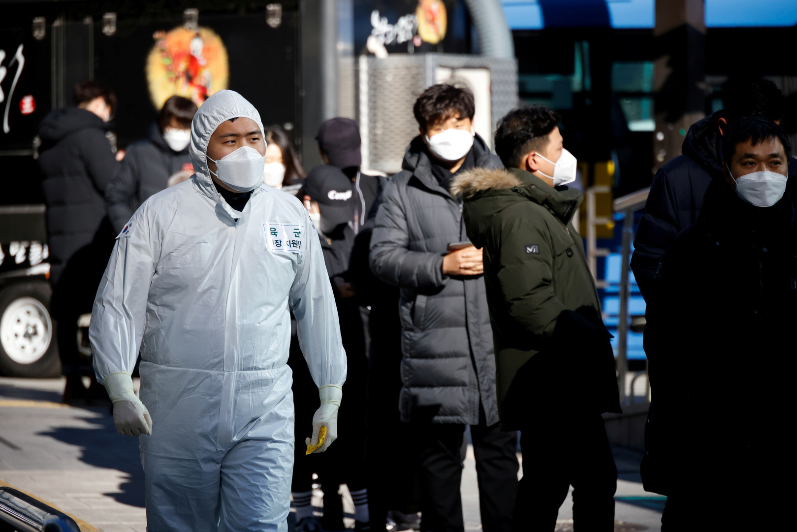 كورونا.. ارتفاع عدد الإصابات بين أسر سورية مقيمة في كوريا الجنوبية