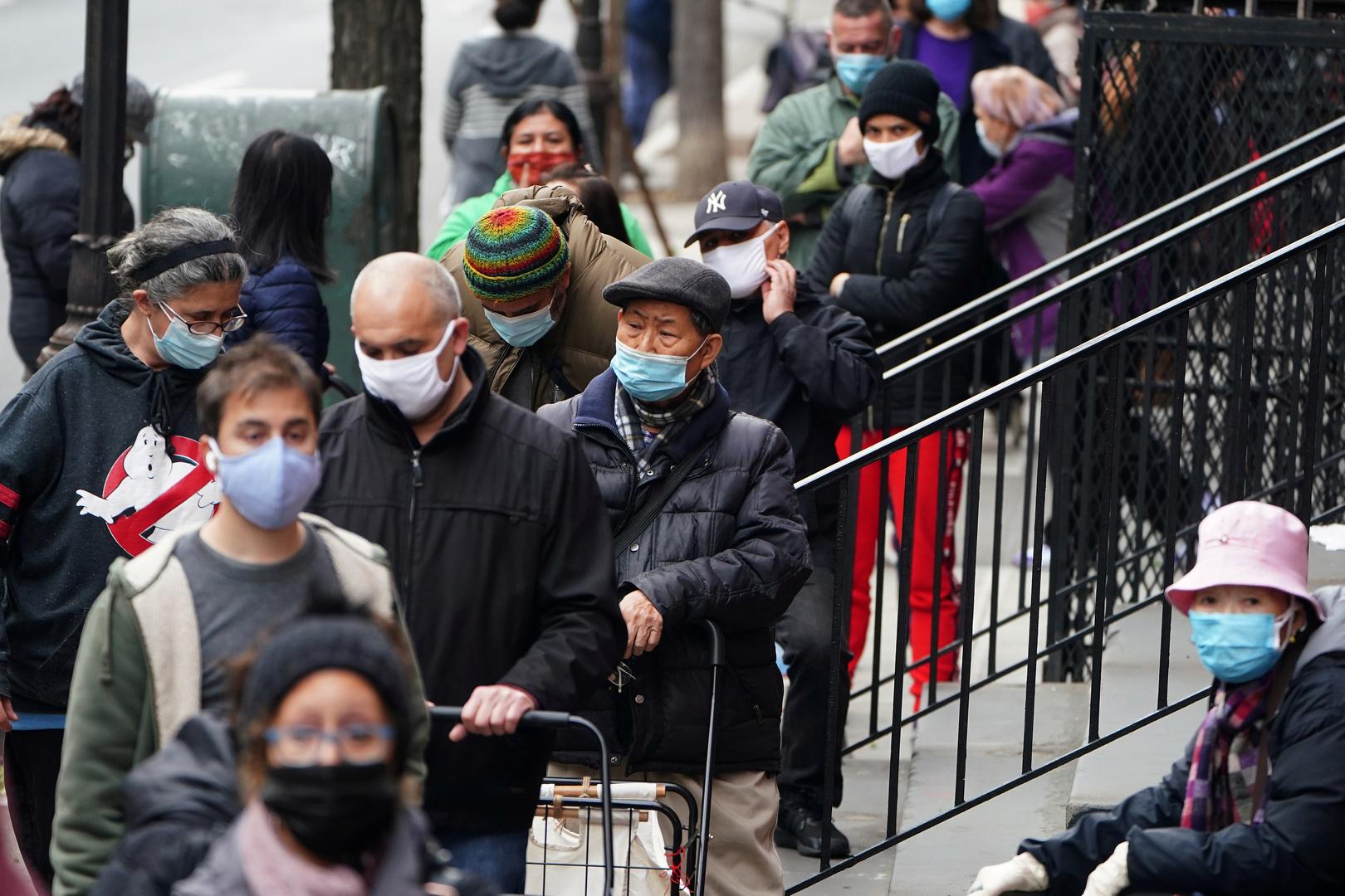 استطلاع: 72% من الأمريكيين يؤيدون فرض ارتداء الكمامة في كل الأماكن العامة