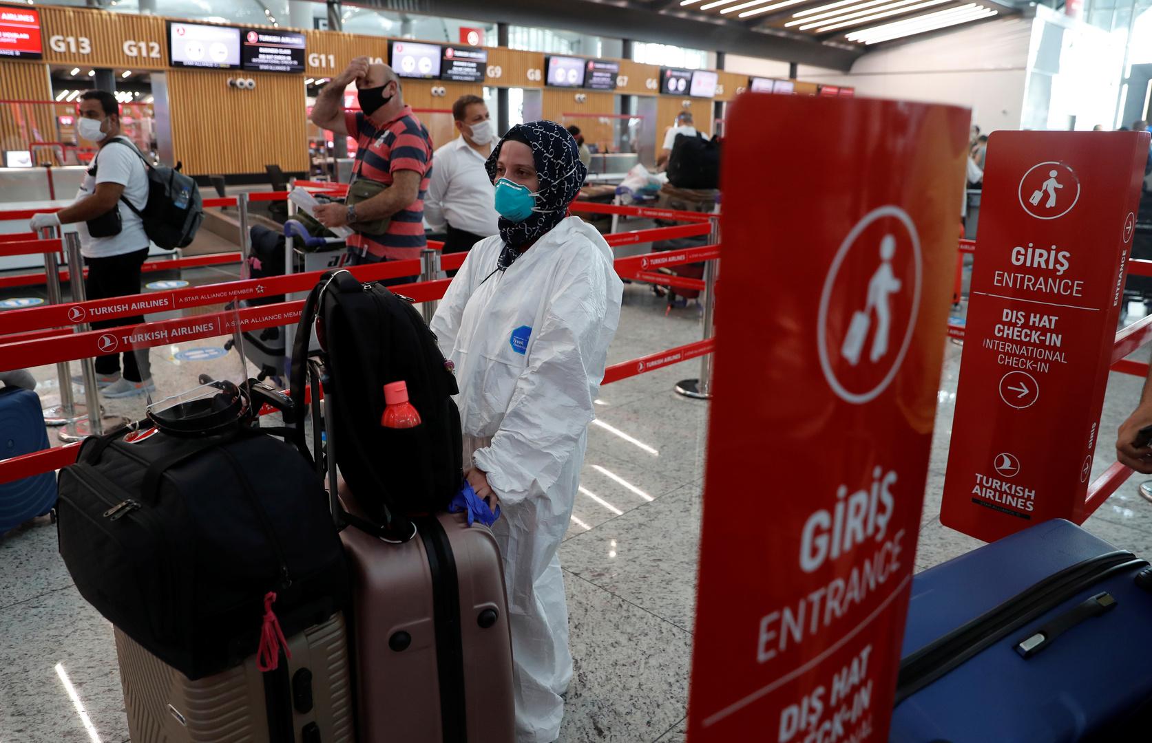 تركيا تشدد قواعد الدخول للبلاد