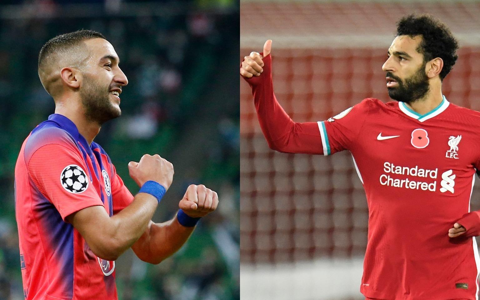 4 لاعبين عرب بين الـ100 الأفضل ولاعب أجنبي في نادي عربي