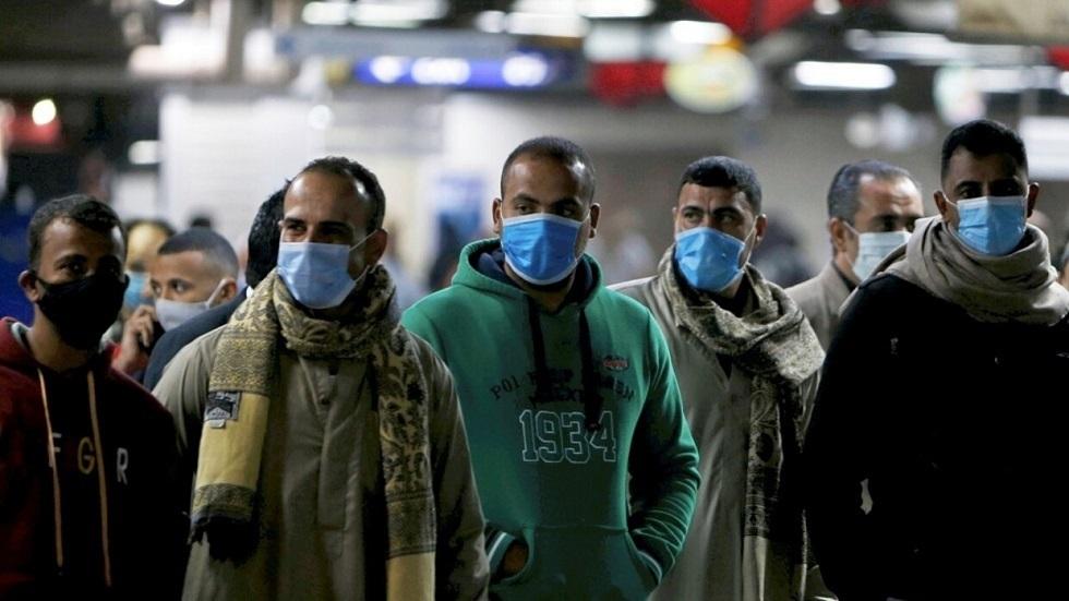 مصر تسجل 1133 إصابة و49 حالة وفاة جديدة بكورونا