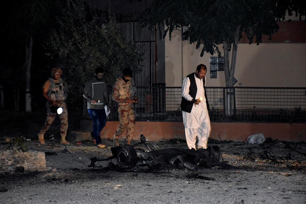 باكستان.. مقتل 4 جنود بانفجار قنبلة جنوب غربي البلاد