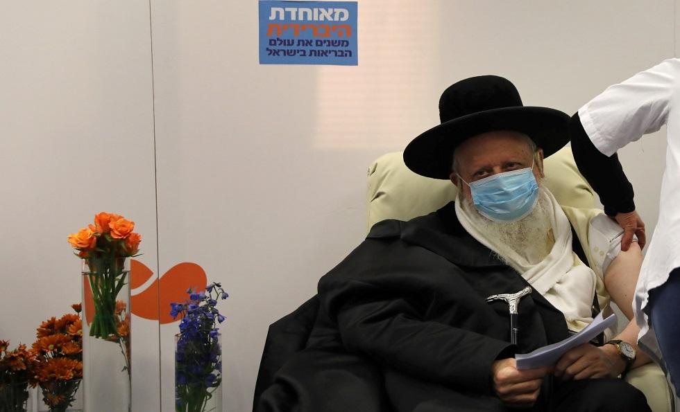 إسرائيل تعتزم تطعيم ربع السكان ضد كورونا خلال شهر