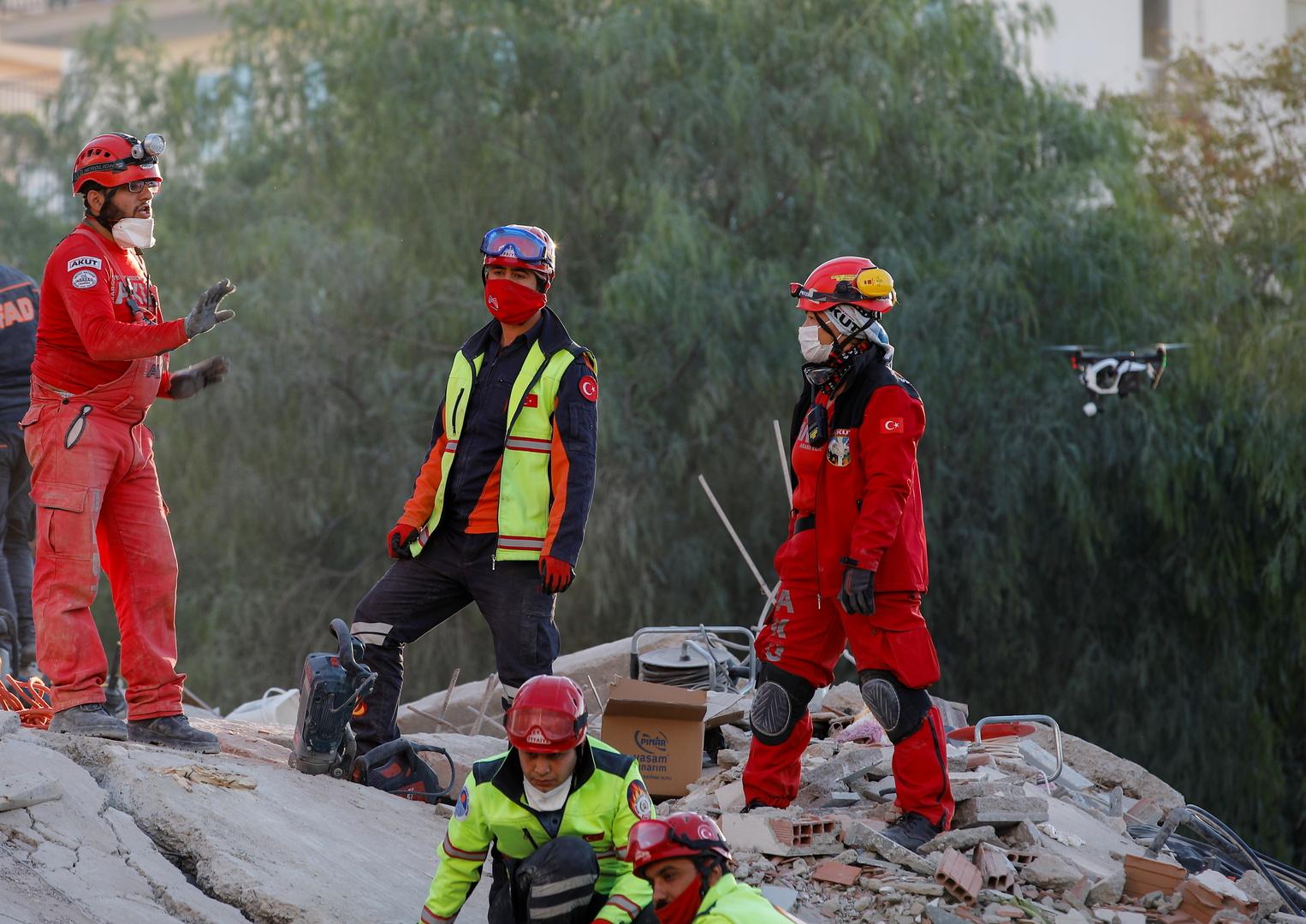 زلزال بقوة 5.3 درجات يضرب ولاية