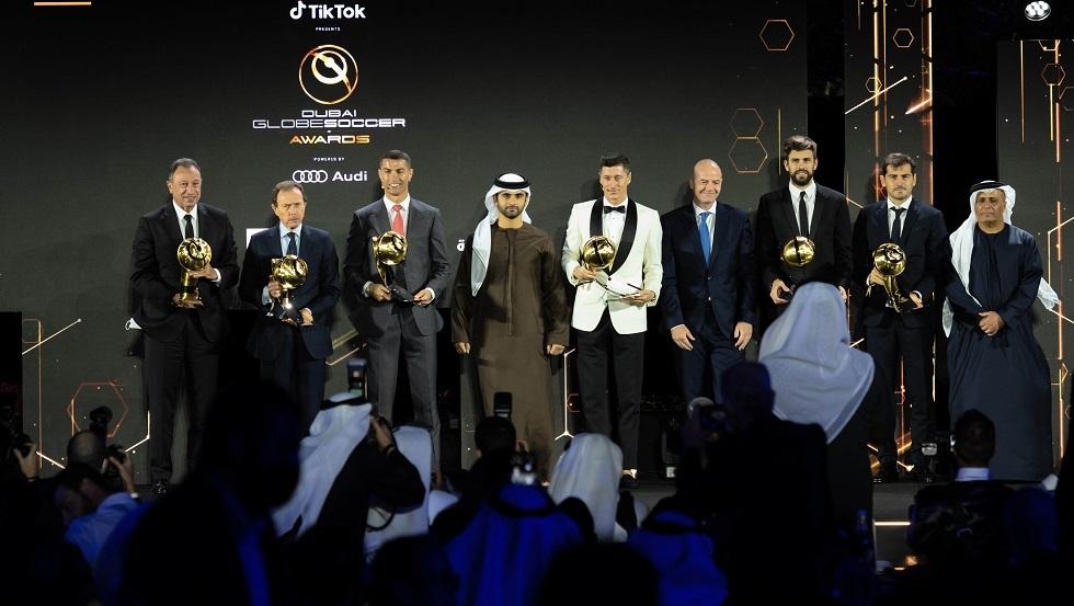 فريق عربي ضمن قائمة الفائزين بجوائز