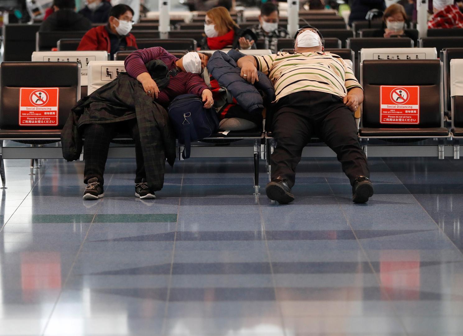 اليابان تعلن 8 إصابات على أراضيها بالسلالة الجديدة لفيروس كورونا
