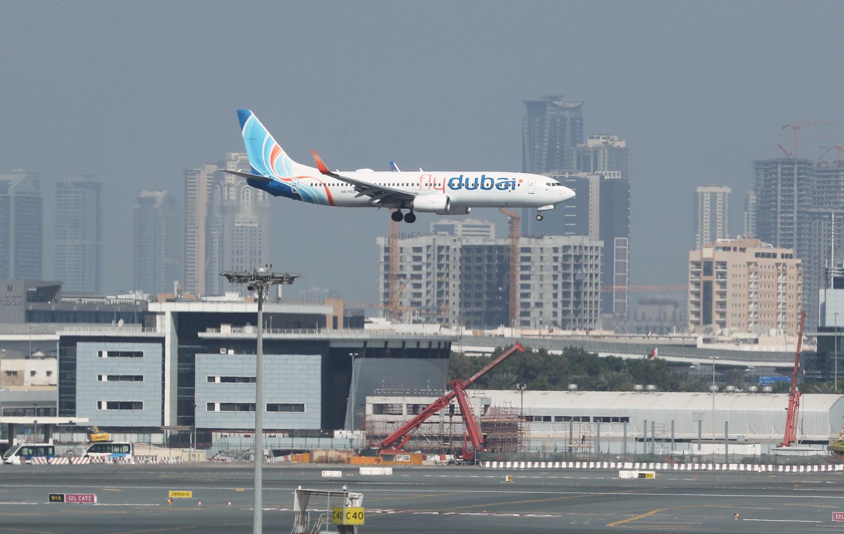 طيران دبي تسير 3 رحلات عودة من السعودية إلى الإمارات